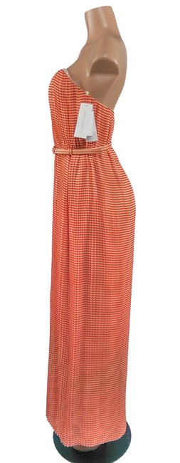 Orange Maxi Dress by French Connection Peach Alba Maxi