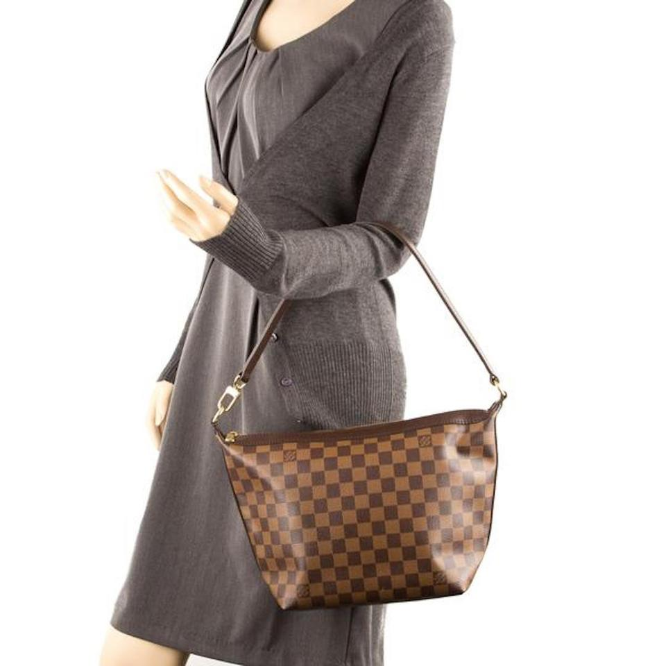 cb070af8705d Louis Vuitton Canvas Damier Ebene Handbag Cross Body Bag Image 6. 1234567