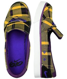 Nike Balsa Loafer Balsa Loafer Yellow Gold Lsu Purple/Yellow Athletic