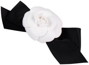 Chanel CHANEL Camellia Ribbon Brooch - MUST HAVE ITEM