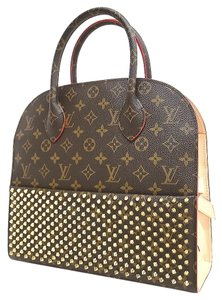Louis Vuitton Limited Edition Rare Tote in Brown
