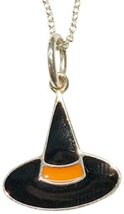 Tiffany & Co. GORGEOUS!!! Tiffany & Co. Witch's Hat Enamel Necklace