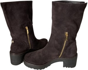 MICHAEL Michael Kors Brown Suede Boots