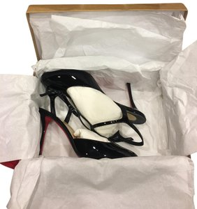 6f4ac41c416 Christian Louboutin Black Bought 12/15/17 Stilleto 85mm Heel Pumps Size US  8 Regular (M, B) 26% off retail