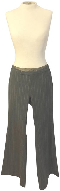 Item - Gray Pinstripe Business Collection Pants Size 10 (M, 31)