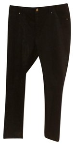 Chico's Straight Leg Jeans-Coated