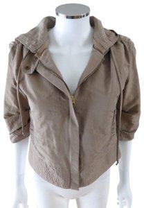 Mike & Chris Taupe Jacket