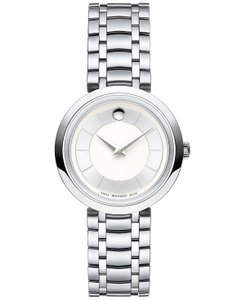 Movado Movado Women's Swiss 1881 Quartz Stainless Steel Bracelet Watch 28mm
