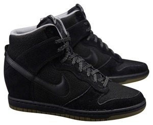 finest selection d60a6 18740 Added to Shopping Bag. Nike Black Athletic. Nike Black Dunk Sky Hi  Essential Sneakers ...