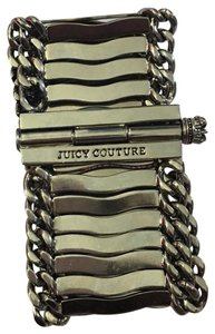 Juicy Couture Juicy Couture chrome link bracelet