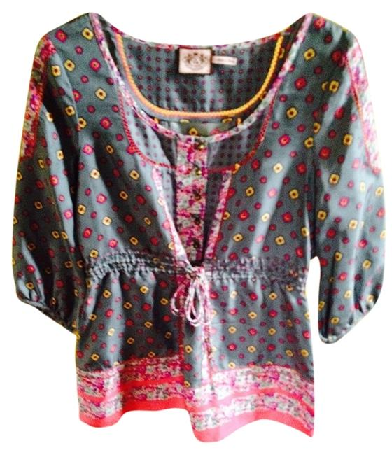 Preload https://item3.tradesy.com/images/juicy-couture-multicolor-silk-beads-retro-pattern-tunic-size-10-m-2262582-0-0.jpg?width=400&height=650