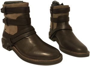 Dolce Vita Leather Riding New Brown Boots