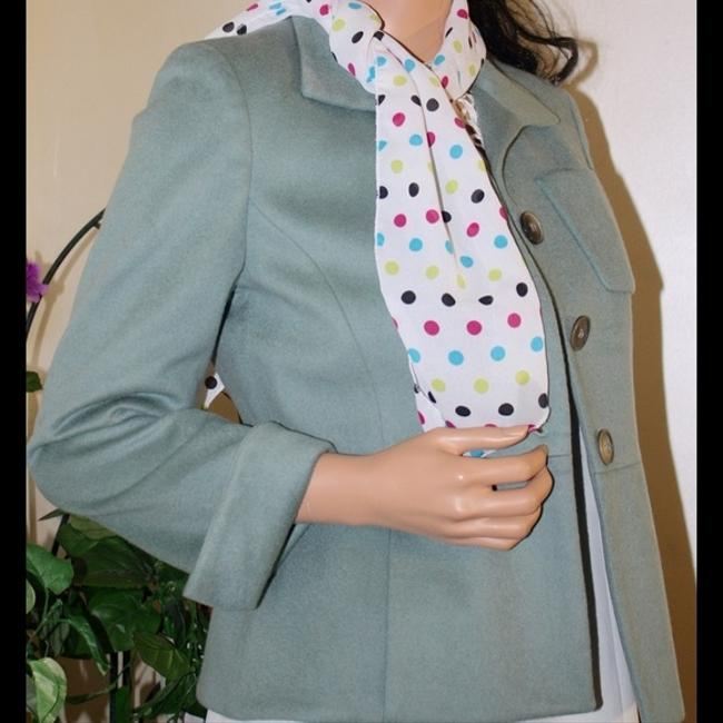 Anne Klein Peppermint Jacket