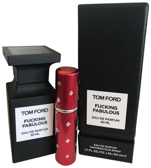 tom ford red 5ml atomizer filled with f cking fabulous. Black Bedroom Furniture Sets. Home Design Ideas