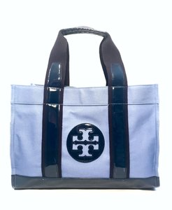 Tory Burch Shoulder Carryall Neverfull Tote in Blue