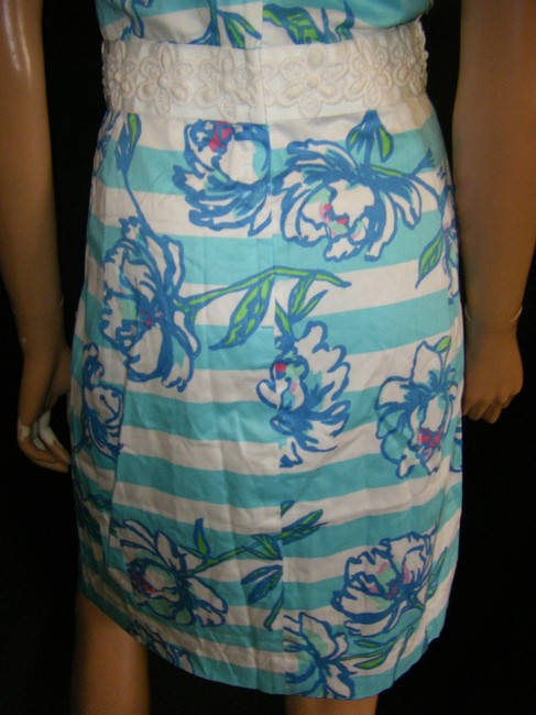 Lilly Pulitzer short dress BLUE The Brand Runs Small Please Check Measurements on Tradesy