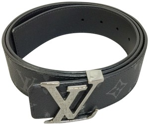 Louis Vuitton Louis Vuitton Monogram black Belt