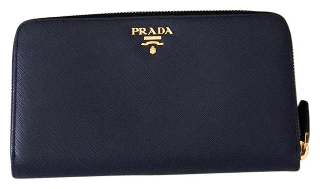 Item - Blue Gold New Wallet