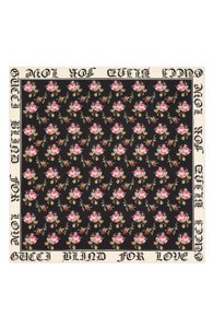 Gucci GUCCI Blind for Love Silk Scarf New with tags