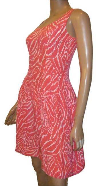 Lilly Pulitzer short dress PINK The Brand Runs Small Check Measurements on Tradesy