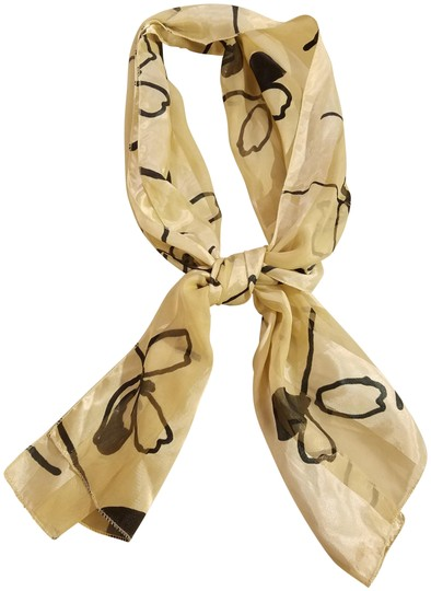 Unbranded Scarf Wrap Women Teen Junior Clothing Accessory Wardrobe Update Vintag Image 0