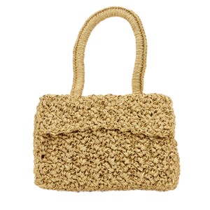 Carrie Forbes Vintage Gold Clutch