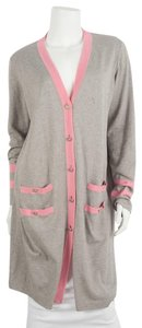 Chanel pink and grey Jacket