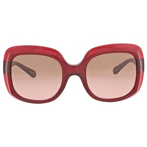 Coach Coach Women's HC8194 502914 Burgundy Sunglasses with Burgundy gradient