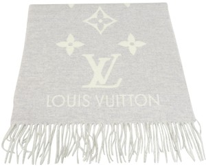 Louis Vuitton Louis Vuitton Reykjavik Monogram Cashmere Scarf