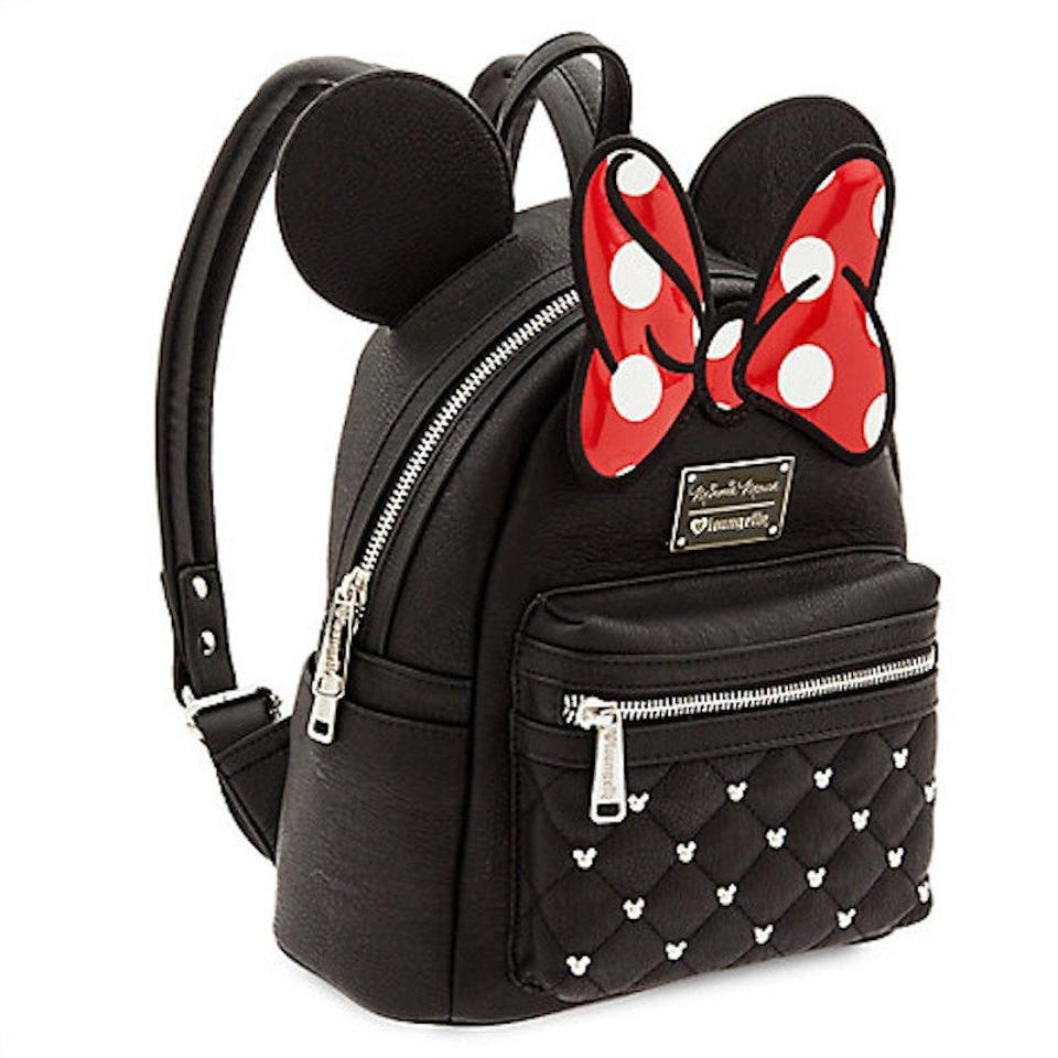 3d07024d00e Loungefly Mickey Mouse Faux Leather Mini Backpack - BD Fabrications