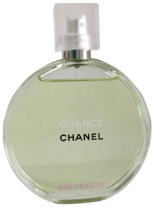 Chanel CHANEL CHANCE Eau Fraiche Women's Eau de Toilette 3.4 OZ / 100 ML~ WITHOUT BOX