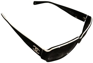 ee2f8a11bc White Chanel Sunglasses - Up to 70% off at Tradesy