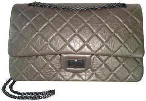 Chanel Reissue 2.55 Jumbo Shoulder Bag