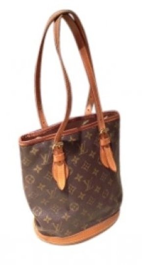 Preload https://item5.tradesy.com/images/louis-vuitton-bucket-brown-and-gold-shoulder-bag-22634-0-0.jpg?width=440&height=440