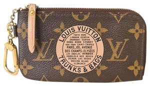 Louis Vuitton Louis Vuitton Monogram Trunks & Bags Key Cles