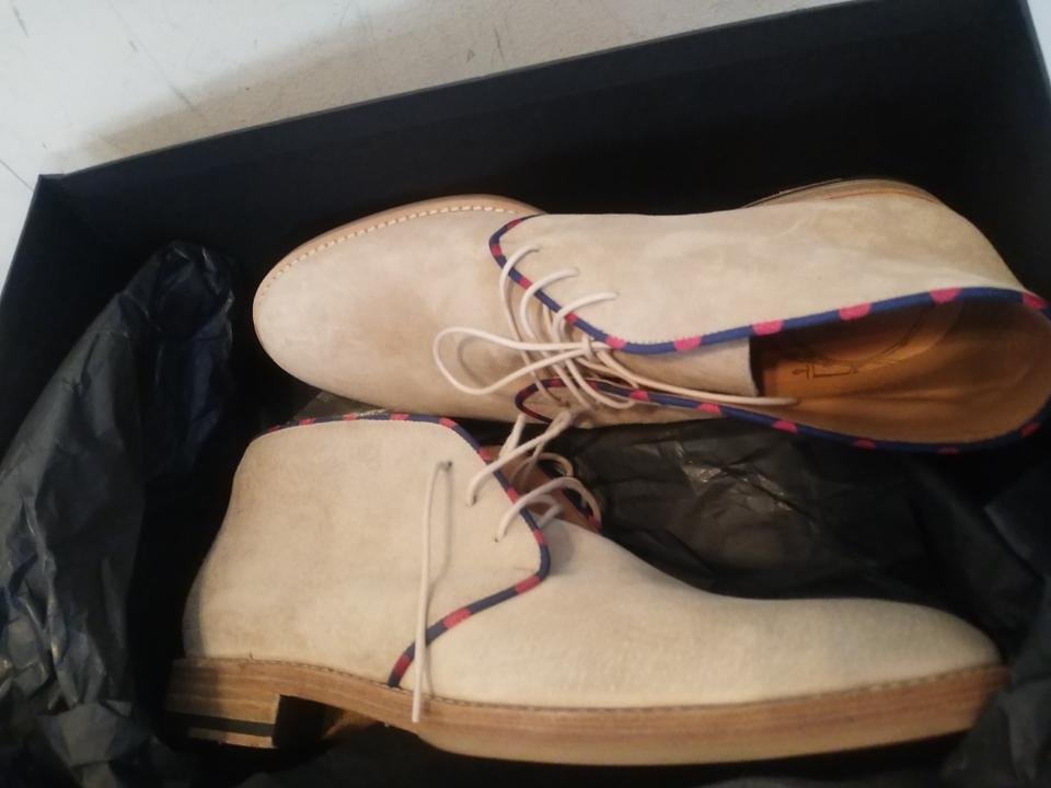 Justin Deakin Shoes Review