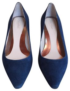 ee767322f8c Women s Blue Calvin Klein Shoes - Up to 90% off at Tradesy