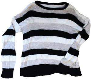 Brandy Melville Striped Oversized Sweater