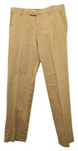 H&M Dress Work Office Professional Trouser Pants Linen