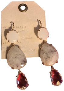 Anthropologie Chandelier Earrings