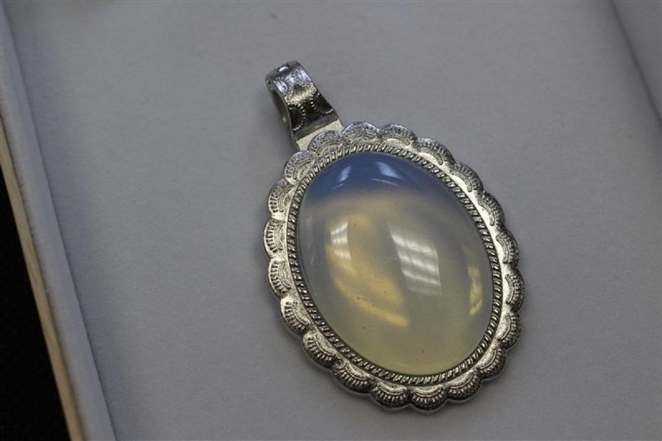 Blue 43x66 mm inlay frame magnetic clasp oval opaliteg pendants blue 43x66 mm inlay frame magnetic clasp oval opaliteg pendants necklace aloadofball Images