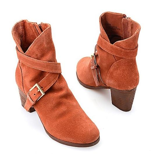 Matisse Rust Boots Image 8