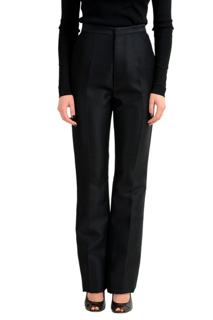Dsquared2 Straight Pants Black Image 0
