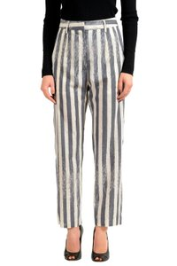 MM6 Maison Martin Margiela Straight Pants Multi-Color