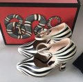 Gucci black white Pumps Image 10