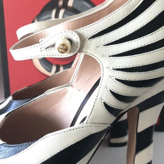 Gucci black white Pumps Image 2