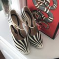 Gucci black white Pumps Image 7