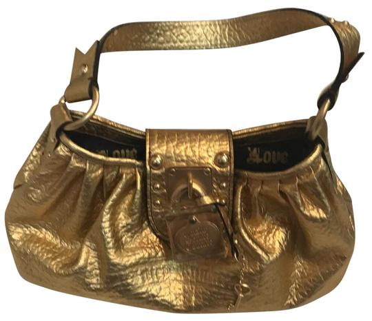 Preload https://item1.tradesy.com/images/juicy-couture-gold-leather-shoulder-bag-22637620-0-1.jpg?width=440&height=440
