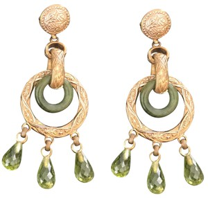 Stephen Dweck authentic Stephen Dweck chandelier earrings