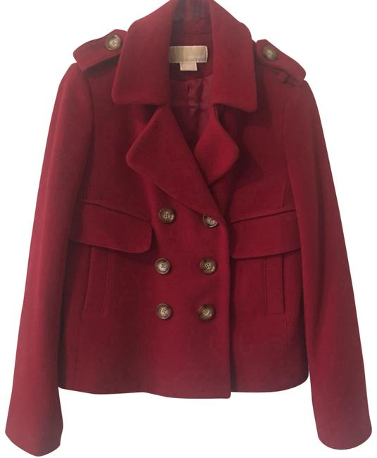 Preload https://img-static.tradesy.com/item/22638314/michael-michael-kors-red-cropped-coat-size-6-s-0-1-650-650.jpg